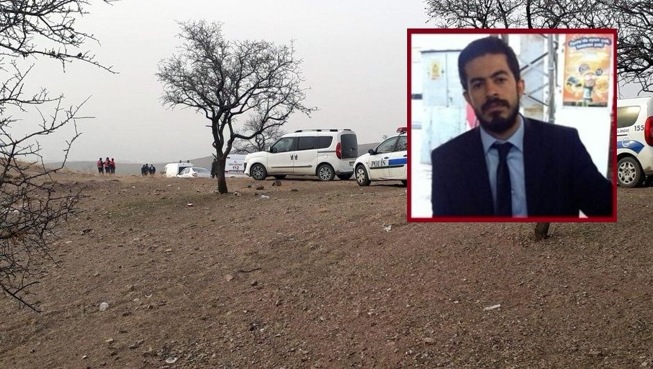 Genç avukat ağaca asılı halde ölü bulundu