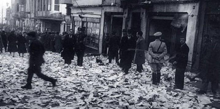 Hafıza-i Beşer | 4 Aralık 1945: İstanbul'da Tan Matbaası'na gericiler saldırdı