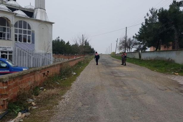 Tekirdağ'da cami soygunu