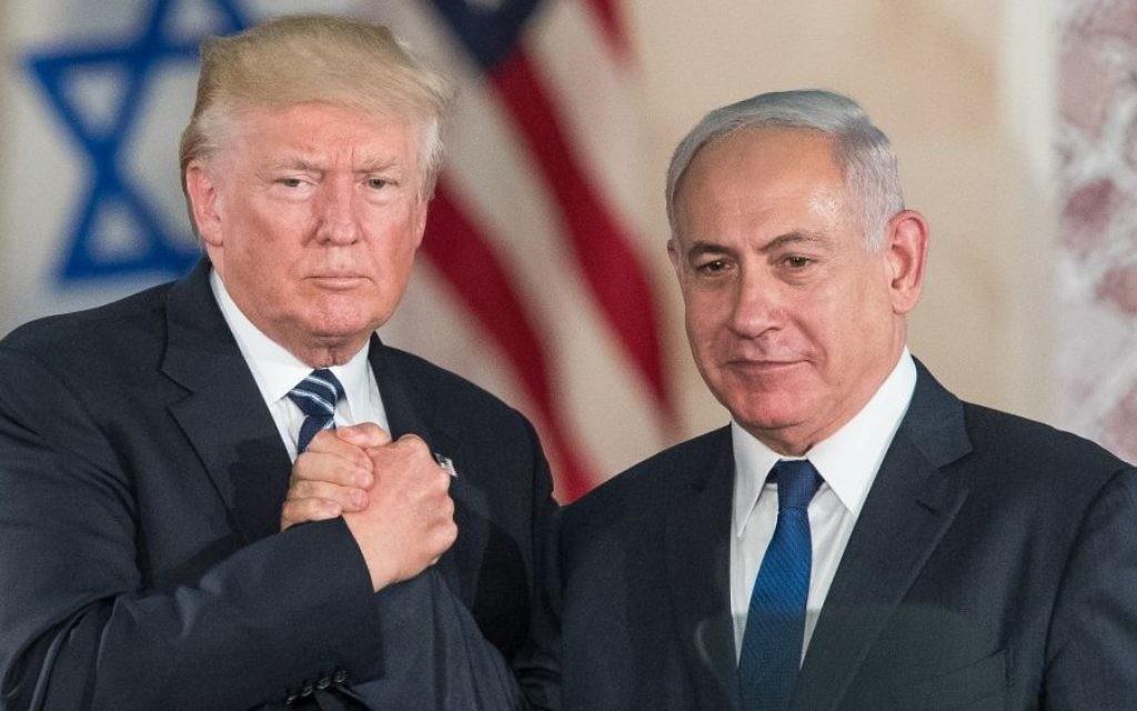 Netanyahu'dan Trump'a teşekkür: İsrail halkı sonsuza kadar minnettar olacak