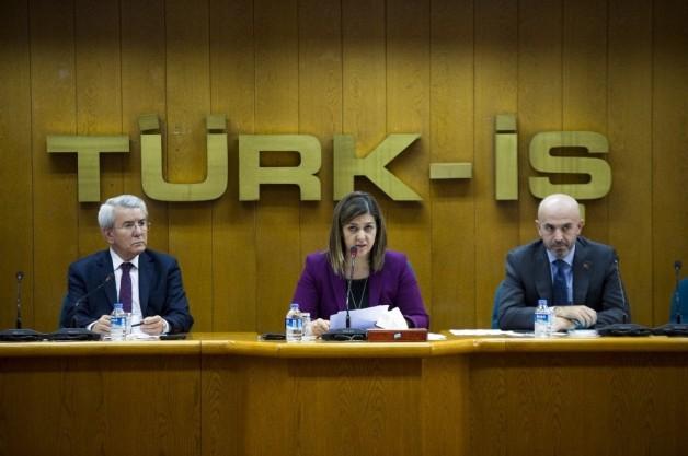 Türk-İş açıklanan yeni asgari ücrete karşı çıktı: Asgari ücrete katılmıyoruz, muhalefet ediyoruz