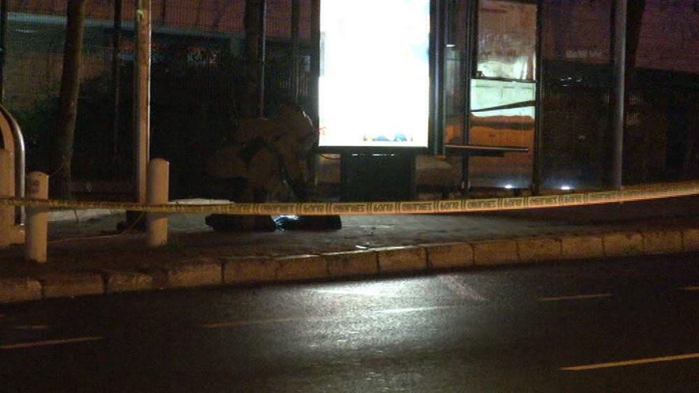 Beşiktaş'ta bomba alarmı