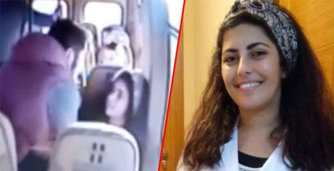 VİDEO | Üniversite öğrencisi Zelal bindiği minibüsten indirilerek kaçırıldı