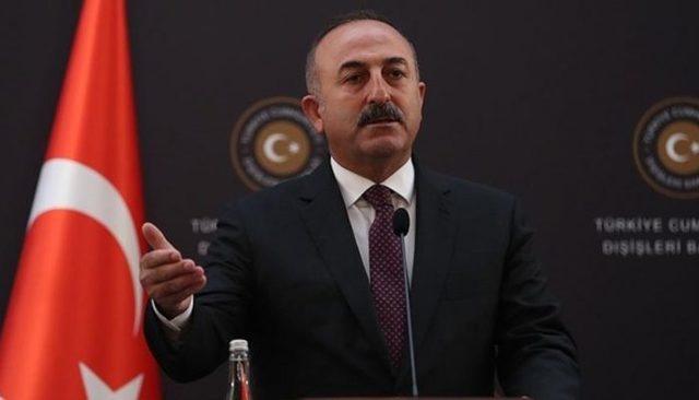 Almanya Çavuşoğlu'nun konuşmasını iptal etti