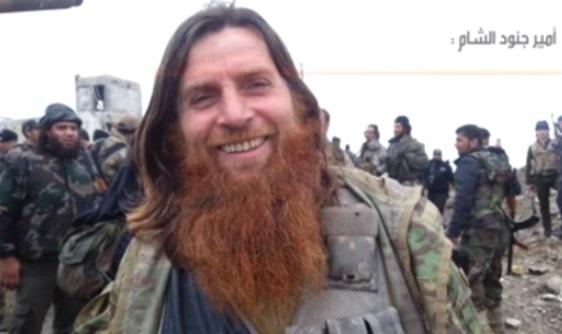 Çeçen cihatçı Şişani de Afrin operasyonunda!