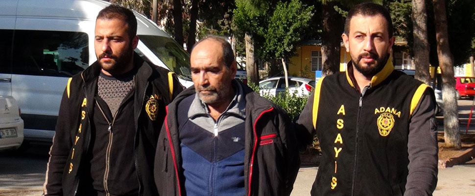 Yılın ilk cinayeti Adana'da işlendi, 'Kendime hakim olamadım' dedi
