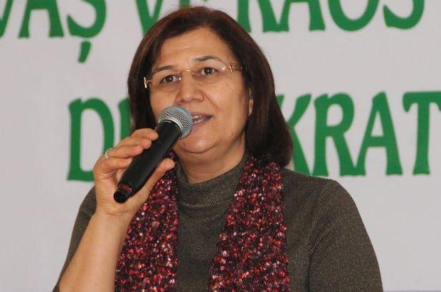 HDP'li tutuklu vekil Leyla Güven hakkında karar