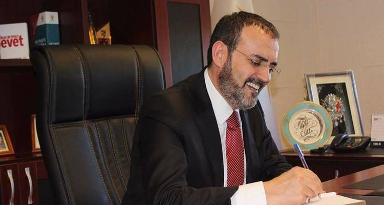 Ve sonunda bu da oldu: AKP'li Parti Sözcüsü, FETÖ'nün devlete sızmasını CHP'ye bağladı!