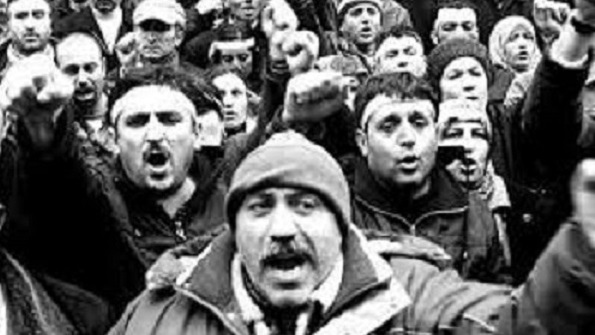 Hafıza-i Beşer   3 Ocak 1991: Türkiye çapında iş bırakma eylemi