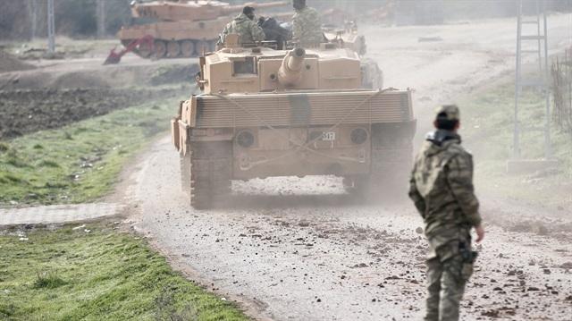 DHA: Özel harekat Afrin'e girdi