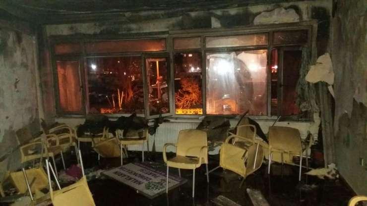 HDP Pendik İlçe binasına saldırıda gözaltına alınan 8 kişi salıverildi