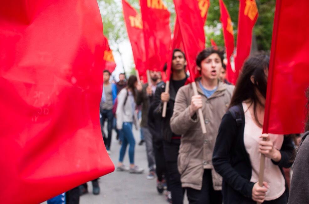 Sosyalist Liseliler konuştu: Bizler özgür ve eşit bir yaşam umudunu örgütlüyoruz