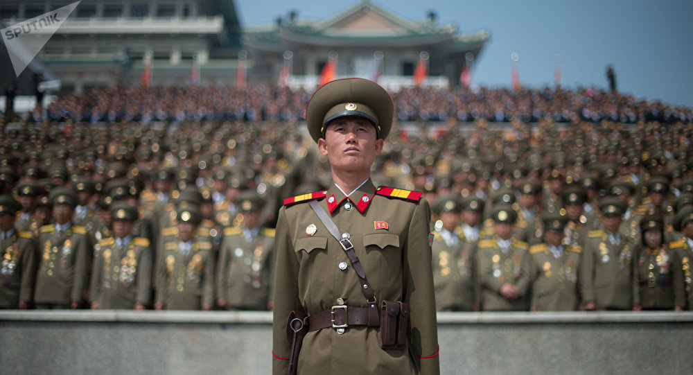 Olimpiyatların öncesinde KDHC askeri geçit yapmaya hazırlanıyor