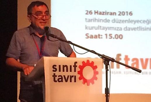 Sınıf Tavrı YK Üyesi Kemal Parlak: Metalde süreci işçilerin fiili mücadelesi belirleyecek