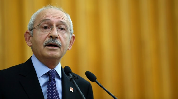 Kılıçdaroğlu: Afrin'e desteğimiz tam, TTB gözaltıları doğru değil