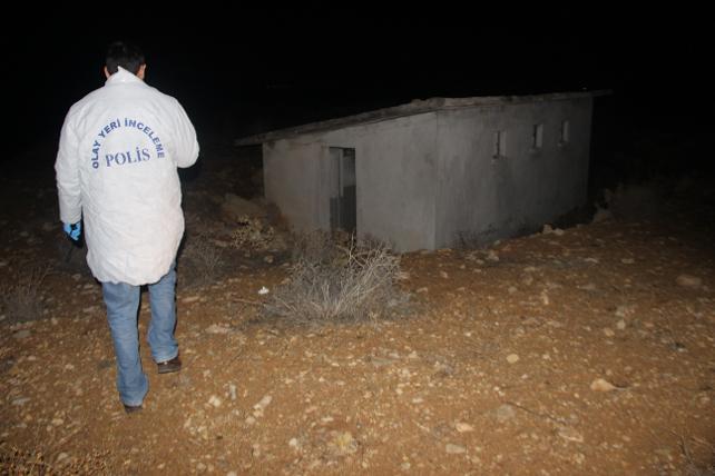 Konya'da domuz bağıyla bağlanarak ıssız bir yere bırakılan adam son anda farkedildi
