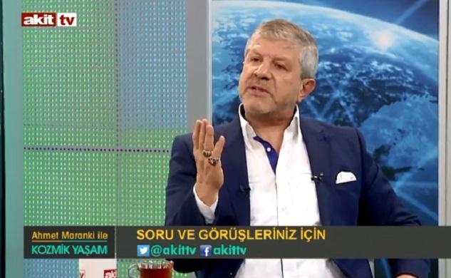 Akit yazarı Maranki'den Erdoğan'a: Ped reklamları yayınlayanların kellesini alın