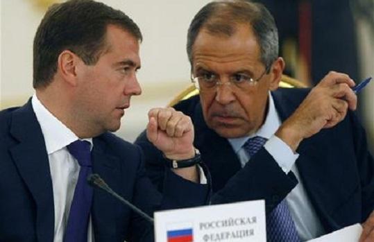 ABD'den Rusya'ya büyük yaptırım: Medvedev ve Lavrov da listede