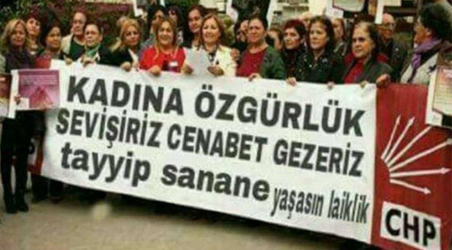 AKP'li müşavirden iğrenç fotoşop oyunu
