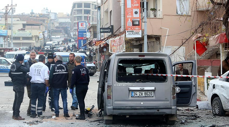 CHP'li vekilden kritik iddia: Roketler Reyhanlı kırsalından atılıyor