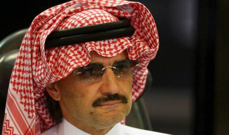 Suudi prensin babası açlık grevine başladı