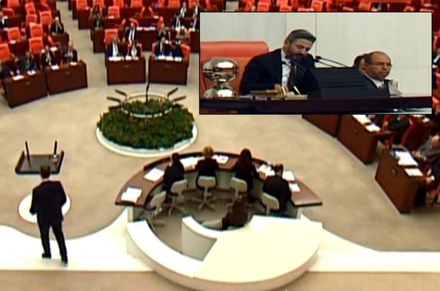 TBMM'de'Abdullah Gül' anonsu