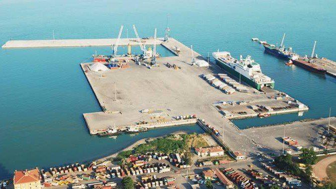 Tekirdağ Limanı'nda peşkeş süreci tamamlandı