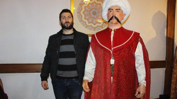 AKP gazı ile'hanedan' maskaralığı: 13. şehzade olarak Amasya'da göreve geldim
