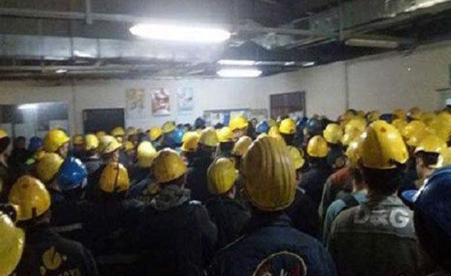 Eskişehir'de ücretleri ödenmeyen 1200 işçi üretimi durdurdu