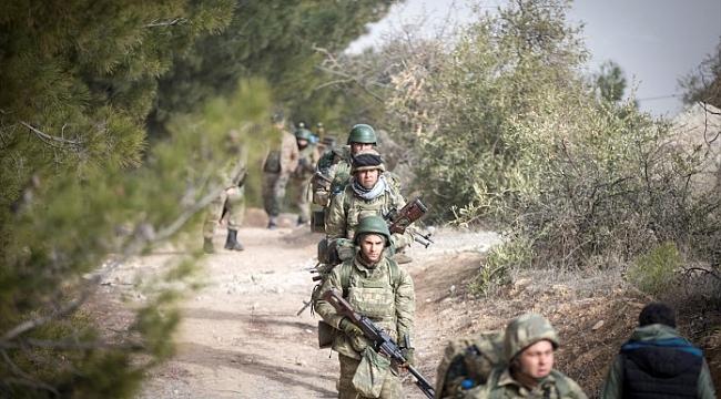 Afrin'de mayın patladı: 1 asker hayatını kaybetti