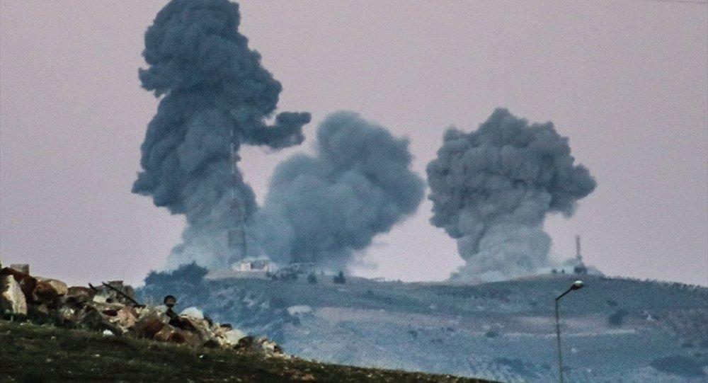 Canikli Afrin Operasyonunda hayatını kaybeden asker sayısını açıkladı