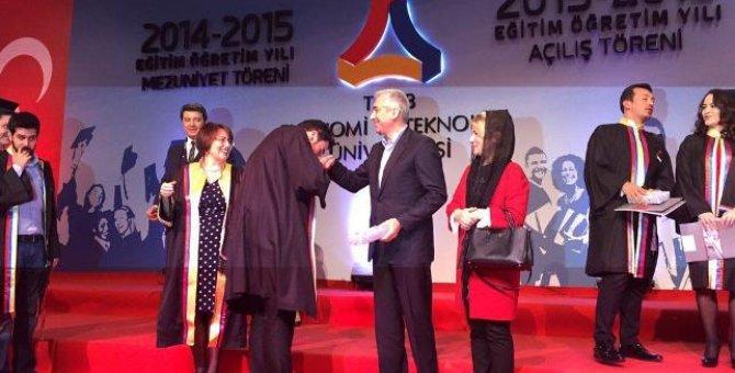KHK ile AKP'li vekilin oğluna büyük kıyak