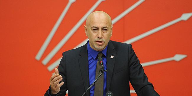 CHP'li Aksünger: Seçim gecesi CHP Muharrem İnce'ye sonuç göndermedi