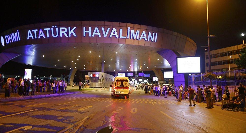 Erdoğan, Atatürk Havalimanı arazisine ne yapılacağını açıkladı