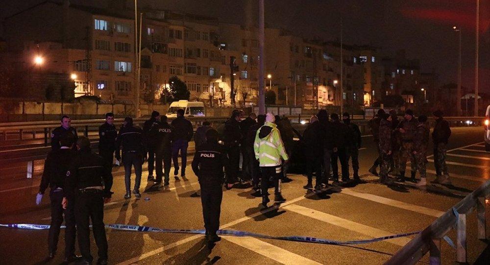 Avrasya Tüneli'nde polis ateşi: Ölü ve yaralılar var