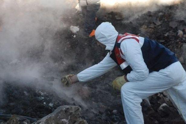 Beş kişilik ailenin öldürülüp yakıldığı ortaya çıktı
