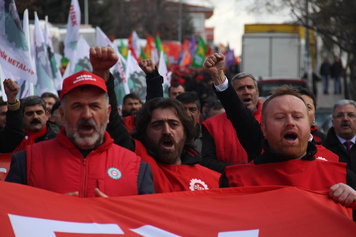 BMİS Başkanı Adnan Serdaroğlu ile görüştük: Biz grev hakkımızı sonuna kadar kullanacağız!