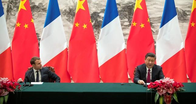 Fransa'dan Çin'e 18 milyar dolarlık uçak satışı