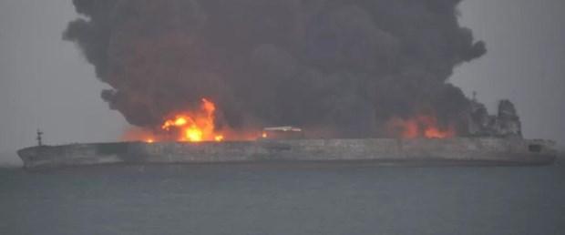 Çin'de gemi kazası: Mürettebata ulaşılamıyor