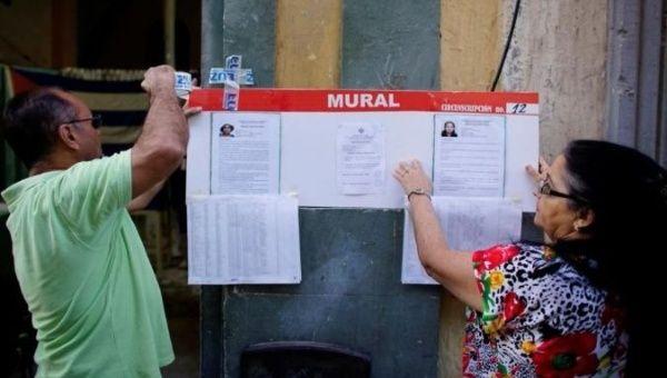 Küba, yeni Devlet Başkanlarını belirleyecek olan parlamento seçimlerine hazırlanıyor