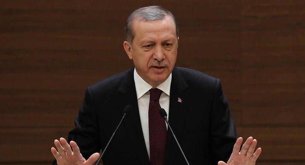 Erdoğan'dan 'büyüme' açıklaması