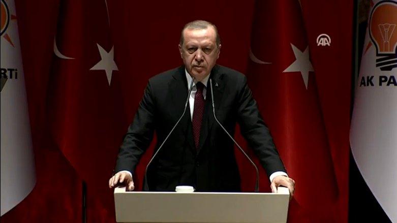 Erdoğan TTB'yi hedef aldı: Terörist seviciler!