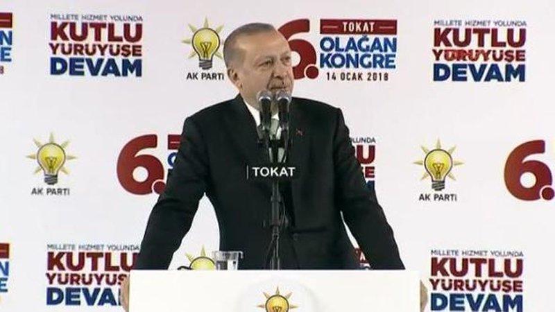 Erdoğan: Afrin operasyonu önümüzdeki hafta başlayacak