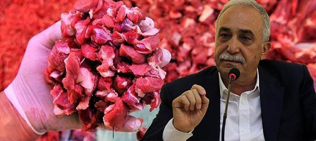AKP vatandaşlara hastalıklı et yedirdi!