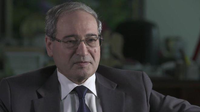 Faysal Mikdad: Türkiye'nin Afrin operasyonu işgaldir, buna karşılık vereceğiz