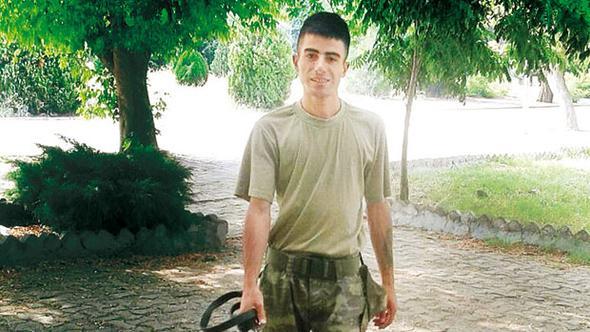 Annesiyle konuşan askerin kafasına vurularak öldürüldüğü kesinleşti