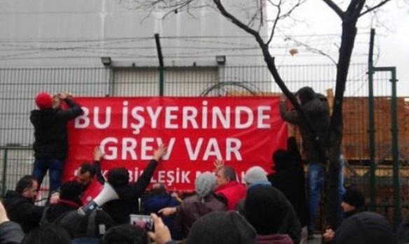 400 işçinin çalıştığı Bekaert'te grev için geri sayım başladı