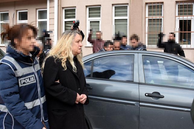 HDP'li Seza Beytaş tutuklandı