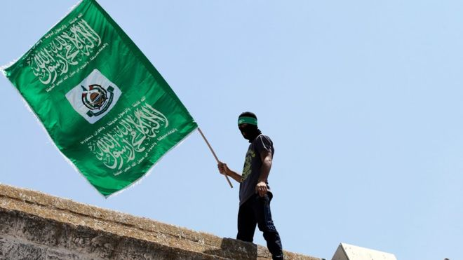 Hamas yöneticisi kendini başından vurdu