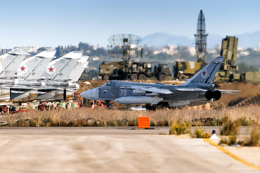 Rusya Hmeymim'e saldırıyı doğruladı